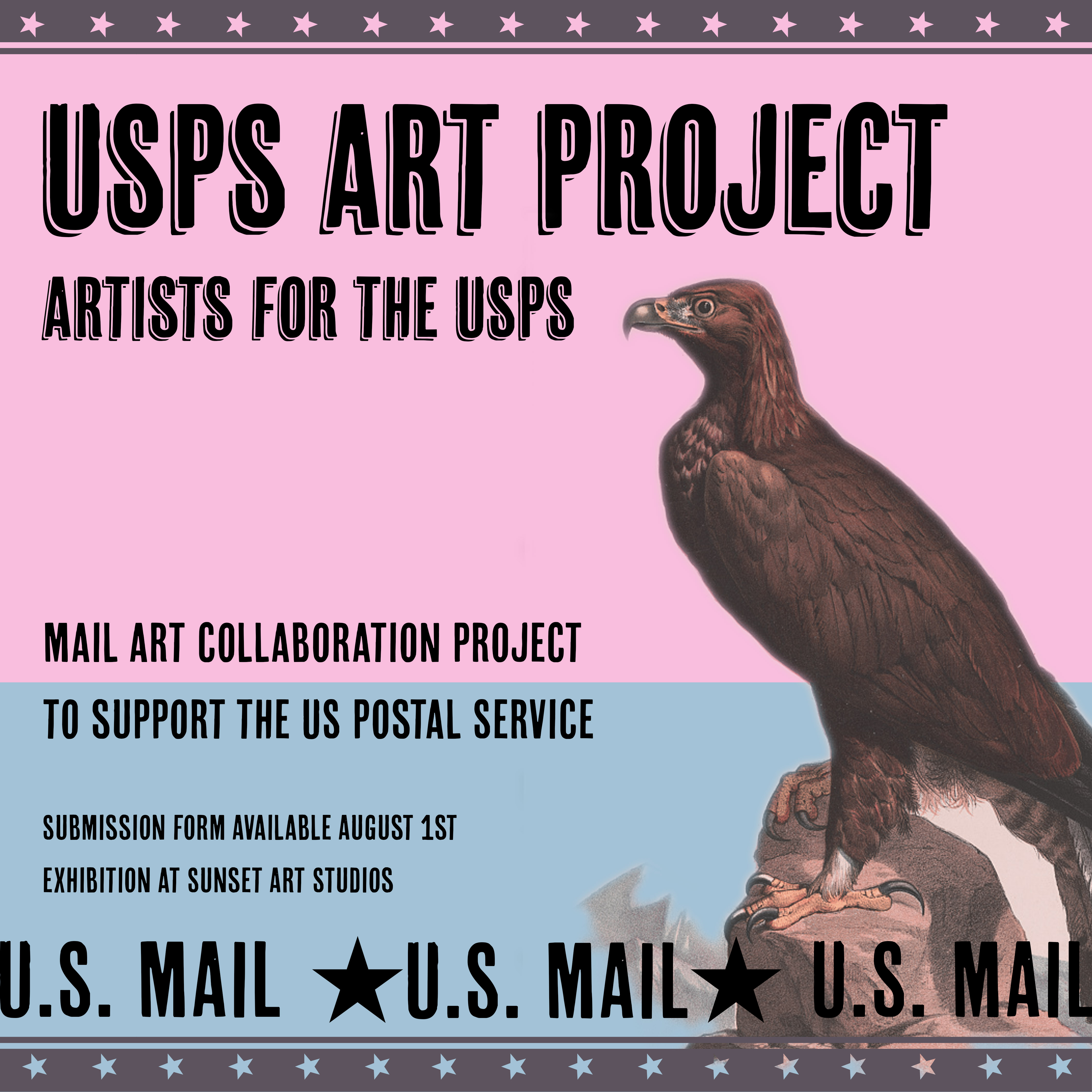 USPS Art Project - Exhibition Entry